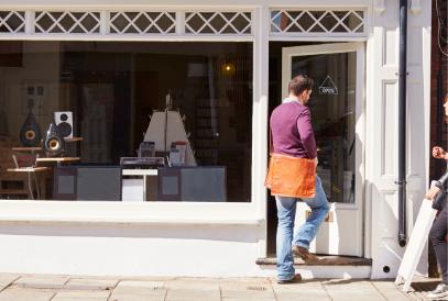 Счетчик посетителей магазинов, цен и моделей