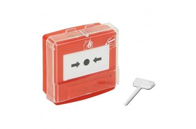 05110R Teca для звуковых сигналов тревоги для Центральной пожарной monozona EN54