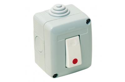 05115 Кнопка сброса для EN54 Центральный пожарной monozona Compliance