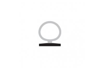 Тюлень Баттута Алюминиевый профиль All.Co 5 250 м перекрытия Complastex