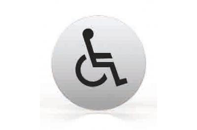 Пиктограмма для сопла Круглый Ванна Туалет для инвалидов ТРОКЭКС