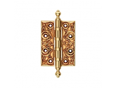 1270 CE Деревянная дверная петля Барокко и изысканная линия Calì с роскошными украшениями