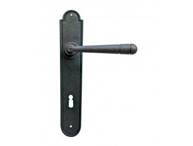 12 Гэлбрейт ручка на двери табличка кованого железа искусства