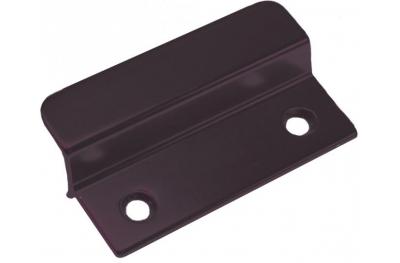 Малый ручкой Коричневый Алюминиевый за французские двери на открытом воздухе HEICKO Segatori
