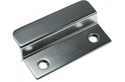 Серебряный алюминиевый небольшой ручка для французские двери на открытом воздухе HEICKO Segatori