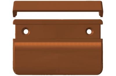 Площадь ручка для французские двери на открытом воздухе 70x50x12 HEICKO Segatori