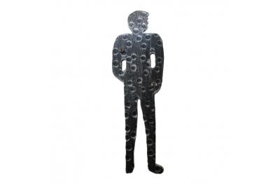2206 Форма сигнала Кованое Железный Человек ванной комнаты туалет мужчина Lorenz