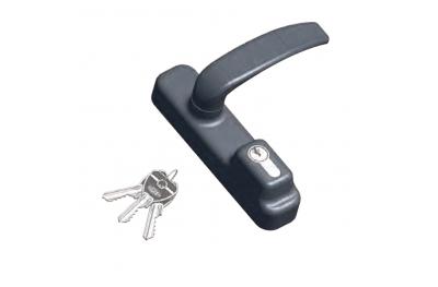 Внешних устройств пластины OMEC ручки Panic с ручкой и цилиндром