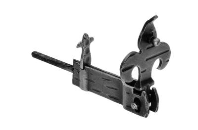 315 / V держатель затвора Giglio 90x30x18mm Гэлбрейт Кованые