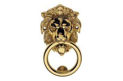 351 BA Leone Battente для Porta Linea Calì в форме льва Сделано в Италии