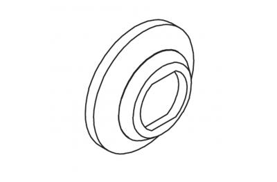Розетта Черная дыра покрытие OJ Cardine стена