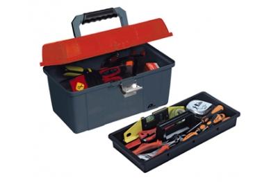 451 Plano Toolbox с металлическим Closures Contractor Line