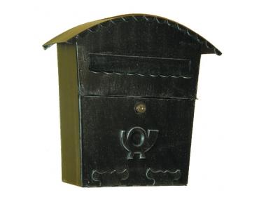 6015 депозит почты с блокированием кривой кованого железа Craft Лоренц