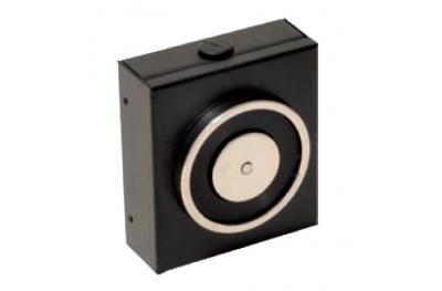 Сокрытие Черного электромагнита 140 кг без кнопки выпуска 18100 Opera