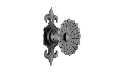 64 дверную ручку Диаметр Ø60 Гэлбрейт Кованые Искусство