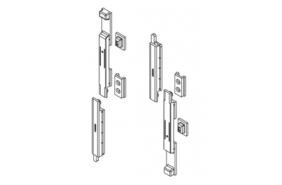 Catenacci Гиап для Windows, Giesse серии R40 Plus Silver пару