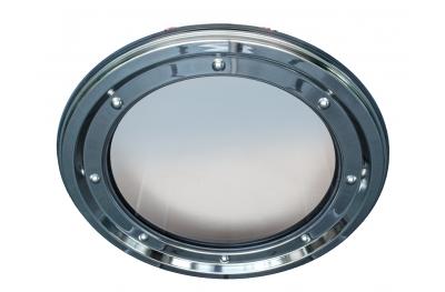 Иллюминатор Подводная нержавеющей стали Арматура Стены Металл Коломбо 316