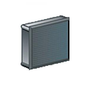 Площадь Медаль Кап нейлон черный Упаковка из 100 шт Различные размеры