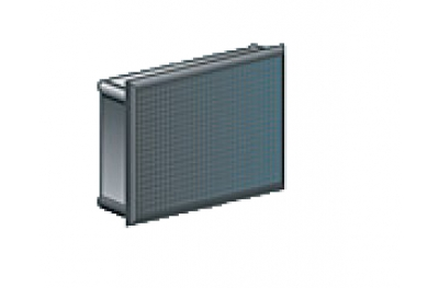 Прямоугольный штекер Медаль нейлон черный ящик 250 шт Различные размеры