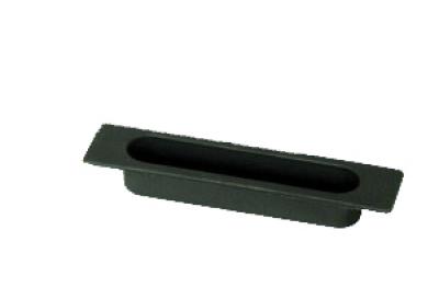 Ручка окна раздвижные медаль встраиваемые лотка 4S черный нейлон