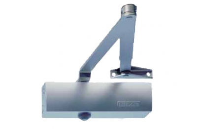 Плоские доводчики GEZE TS 1500 V с рукой защелки сил бросить 3-4