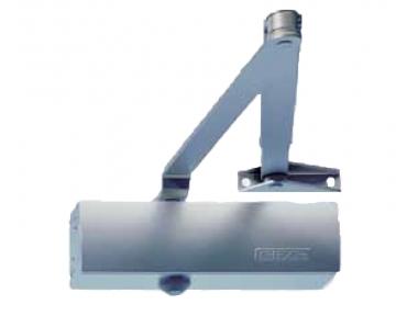 Плоские доводчики GEZE TS 1500 V Без Без рычаг Force Quit 3-4