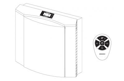 Aerovital Запор Пакет с двумя сменными фильтрами