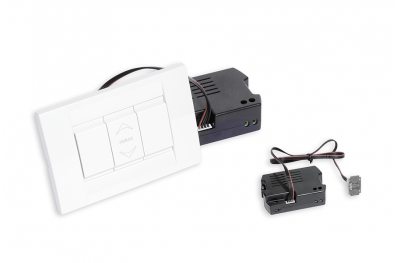 ALI'SW 24V Nekos источник питания Некос с кнопочным White Vimar