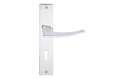 Antares серия Мода форма ручка дверь пластины FROSIO Бортола современный дизайн