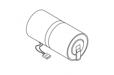 Батарея для питания Электронного цилиндра Изео Фунта