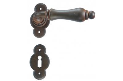 Берлин Гэлбрейт ручка двери с розеткой и сопла