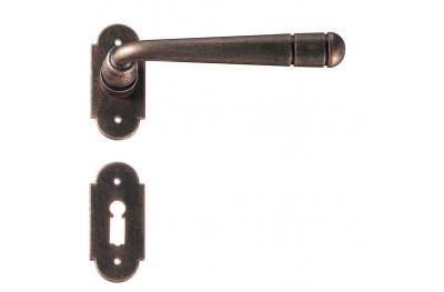Берн 2 Гэлбрейт ручка двери с Rosetta и сопла