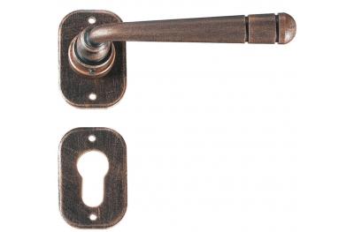 Берн Гэлбрейт ручка двери с Rosetta и сопла