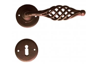 Будапешт Тонда Гэлбрейт ручка двери с розеткой и сопла
