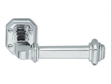 Дверная ручка Busiri из натурального серебра благородного типа производства Италии от Antologhia