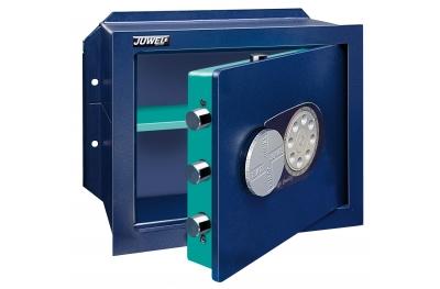 Safe бесключевого Series 53 Juwel в стены различных размеров