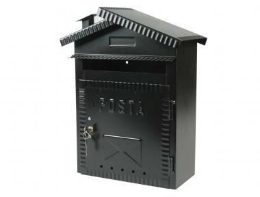 Почта Медиа Кованые окрашены в черный цвет IBFM