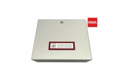 RWA RWZ 1-4b 230V 50Hz Блок управления для систем эвакуации дыма и тепла для использования с цепными приводами RWA Topp