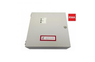 RWA RWZ 4-8d 230V 50Hz Блок управления для систем эвакуации дыма и тепла для использования с цепными приводами RWA Topp