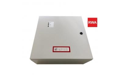 RWA RWZ 5-24e 230V 50Hz Блок управления для систем эвакуации дыма и тепла для использования с приводами цепного привода RWA Topp