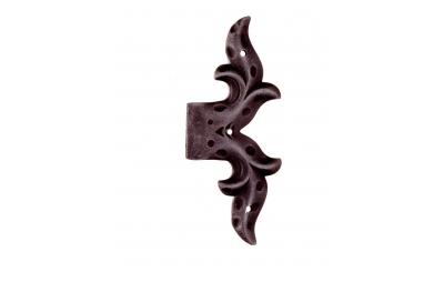 Финтами 145x50mm петля для дверей и окон Гэлбрейт кованого железа