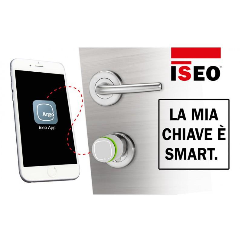 Весы Стандартный цилиндр плеер и ручка Арго Изео Открытие с Smartphone App