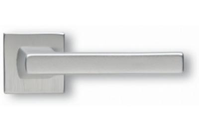 Пара ручек Ghidini Архимед Модель Серебряный F1-Сб Розетка и вентиляционные отверстия