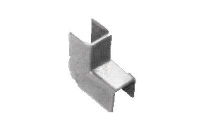 Накладки Реголини Fermavetro Савио 10 мм Ширина оцинкованной стали