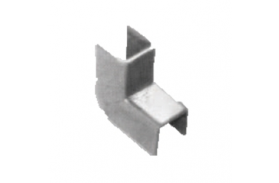 Накладки Реголини Fermavetro Савио 12 мм Ширина оцинкованной стали