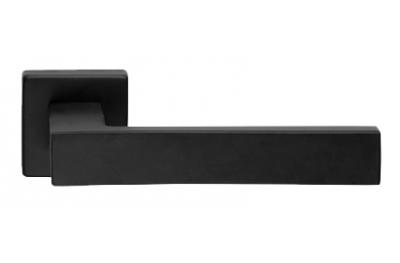 Угловой Zincral Basic Line Кали Matt Black пара ручек на Rosetta