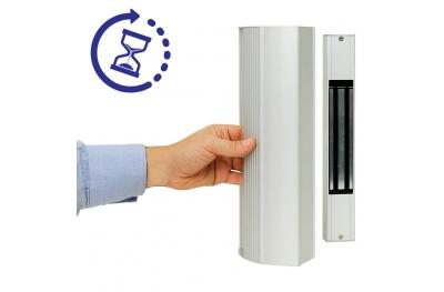 Электромагнит Micro Security 150 кг стали 12500 Серия безопасности труда