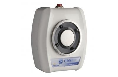 Электромагнит VIRA5024 50Kg 24V DC Останавливает фиксированную и / или соединенную неподвижную и обратную пластинчатую дверь + HRV CDVI