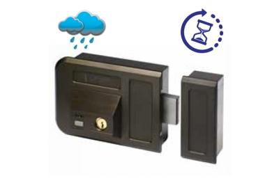 Бронзовый Ключ Электрические ворота и двери 28001 Серия Ворота замка Opera