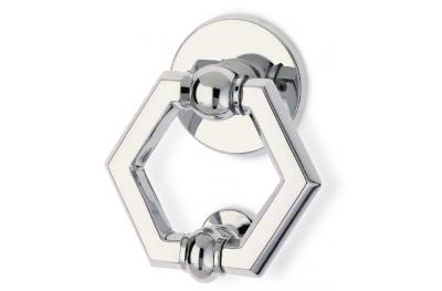 Шестиугольник 120 мм молоток Латунь двери для PFS Pasini